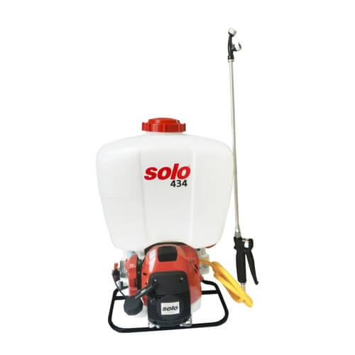 Обприскувач бензиновий ранцевий SOLO 434