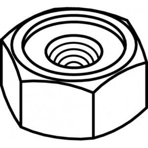 адаптер M12x1,5 LH.F. TECOMEC
