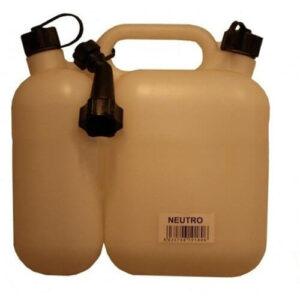 Комбінована каністра для палива і масла мастила ланцюга OREGON 5170903 OREGON
