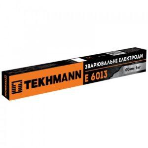 Електроди зварювальні TEKHMANN E 6013 D 3 ММ Х 1 КГ TEKHMANN
