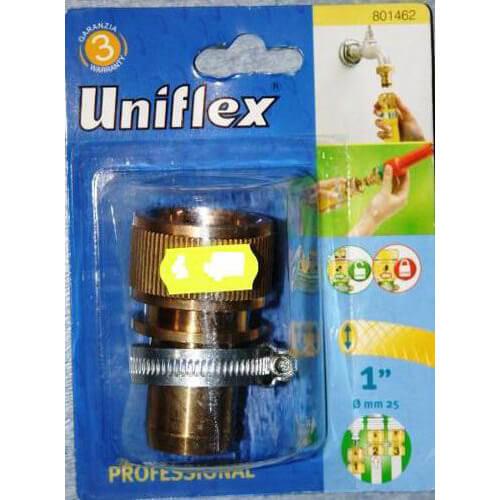 Муфта ремонтна металева UNIFLEX вісімсот одна тисячу чотиреста шістьдесят дві UNIFLEX