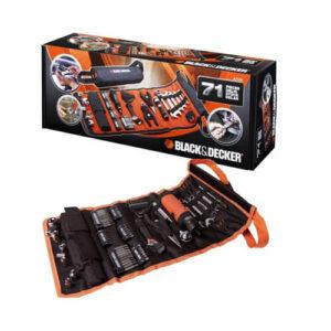 Набір інструментів автомобільний BLACK + DECKER A7144 BLACK+DECKER