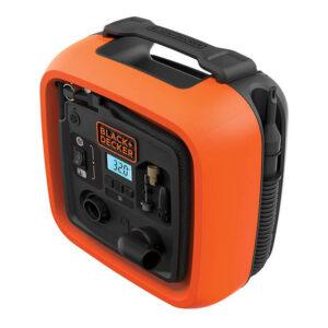Компресор автомобільний акумуляторний BLACK + DECKER ASI400 BLACK+DECKER