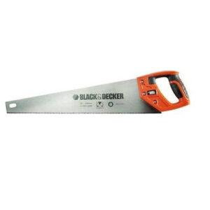 Ножівка по дереву довжиною 500 мм BLACK + DECKER BDHT0-20169