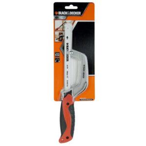 Міні-ножівка по металу 250 мм типу Junior BLACK + DECKER BDHT0-20178 BLACK+DECKER