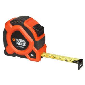 Рулетка вимірювальна 5 метрів BLACK + DECKER BDHT0-30092