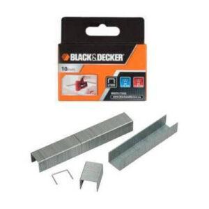 Скоби для степлера висота 10 мм тип А BLACK + DECKER BDHT0-71032