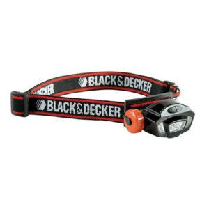 Ліхтар налобний світлодіодний BLACK + DECKER BDHT0-71625 BLACK+DECKER