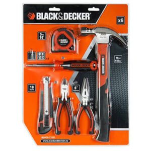 Набір інструменту універсальний BLACK + DECKER BDHT0-71631 BLACK+DECKER