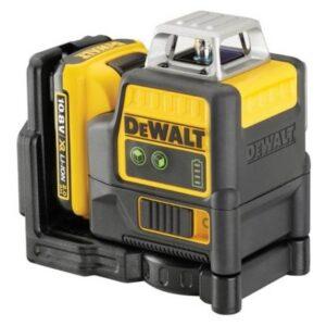 Лазер самовирівнюється 2-х плоскосной DeWALT DCE0811D1G DeWALT