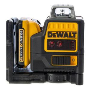 Лазер самовирівнюється 2-х площинний DeWALT DCE0811D1R DeWALT
