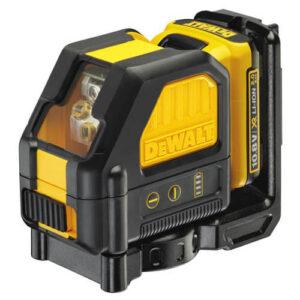 Лазер самовирівнюється 2-х площинний DeWALT DCE088D1R DeWALT