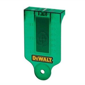 Мішень-лучеуловітель для ротаційних лазерів DeWALT DE0730G DeWALT