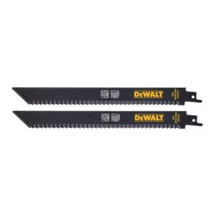 Полотно пильне по волокнистих ізоляційних матеріалів довжина 225 мм DeWALT DT2450