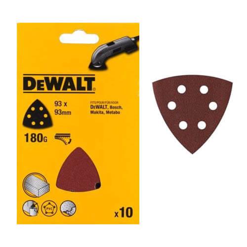 Шліфувальний папір для дельта-DeWALT DT3094