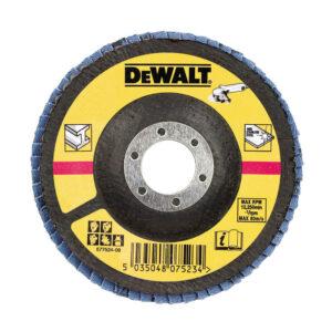 Коло шліфувальний пелюстковий плоский DeWALT DT3310 DeWALT