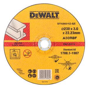 Круг відрізний по металу DeWALT DT42601Z DeWALT