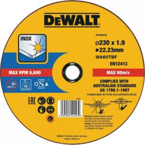 Круг відрізний DeWALT DT43909 DeWALT