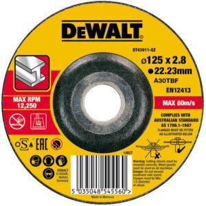 Круг відрізний по металу DeWALT DT43911 DeWALT