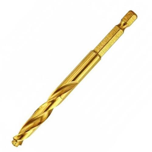 Свердло по металу TITANIUM IMPACT 8.5мм DeWALT DT50014