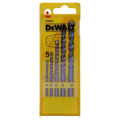 Набір свердел по цеглині DeWALT DT6952