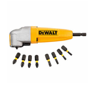 Насадка кутова для дрилів і шуруповертів з торсіонними битами DeWALT DT71517T