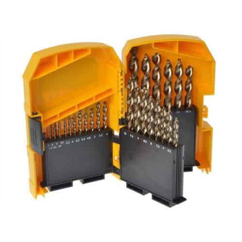 Набір свердел по металу HSS-G EXTReMe 2 DeWALT DT7926