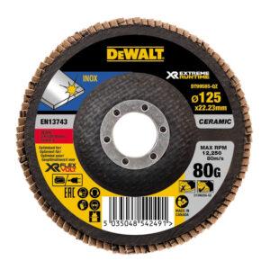 Коло шліфувальний пелюстковий вигнутий DeWALT DT99585 DeWALT