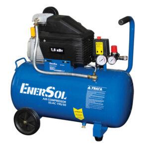 Компресор повітряний поршневий EnerSol ES-AC190-50-1 EnerSol