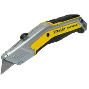 Ніж FATMAX EXO RETRACTABLE KNIFE довжиною 190 мм з висувним трапецевідная лезом STANLEY FMHT0-10288