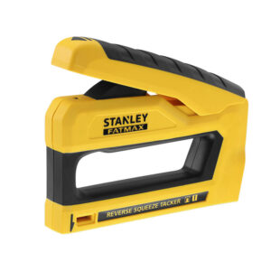 Степлер FatMax® під скоби типу G довжиною 6-14 мм і цвяхи типу J довжиною 12; 15 мм STANLEY FMHT0-80551