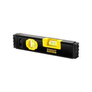 Рівень Classic Box Level TORPEDO алюмінієвий довжиною 230 мм з двома капсулами і магнітами STANLEY FMHT42884-1