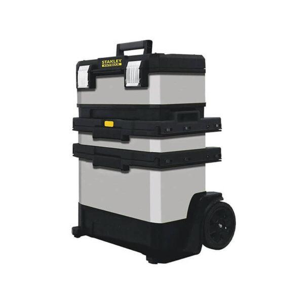 Ящик FatMax® Rolling Workshop, розміри 568x893x389 мм, з колесами STANLEY FMST1-75506