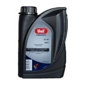 Масло моторне UNIL GI-V9_5W50_UNIL UNIL