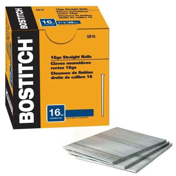 Цвяхи BOSTITCH SB16-1.25