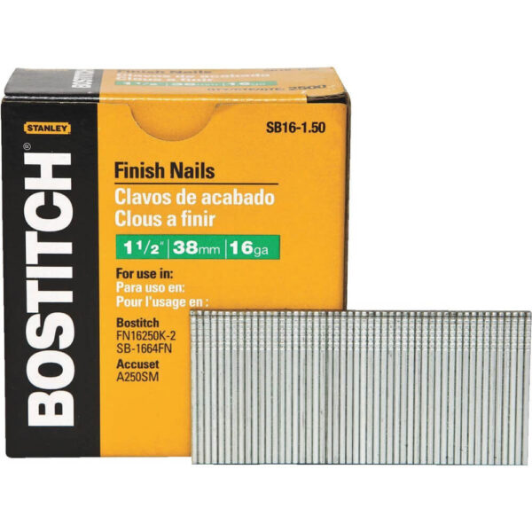Цвяхи BOSTITCH SB16-1.50
