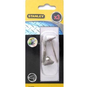 Набір сталевих щіток STANLEY STA36090