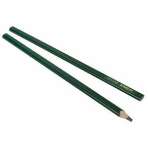 Олівець для розмітки по цеглині, довжиною 300 мм, твердістю 4Н STANLEY STHT0-72998