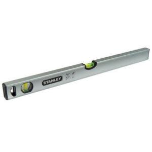 Рівень Classic Box Level алюмінієвий довжиною 1200 мм з трьома капсулами і магнітами STANLEY STHT1-43114