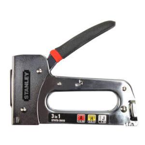 Степлер Light Duty TR120 для скоб типу А (4-14мм) і шпильок типу J (12, 15мм) STANLEY STHT6-70410