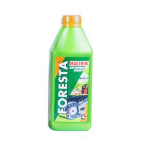Масло Foresta для ланцюга 1.0 л FORESTA