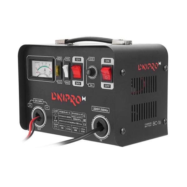 Зарядний пристрій Dnipro-M ВС-16 ДНІПРО-М