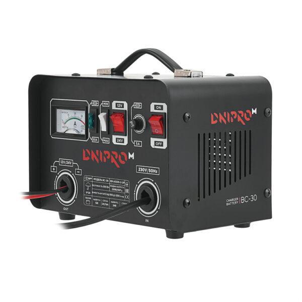 Зарядний пристрій Dnipro-M BC-30 ДНІПРО-М