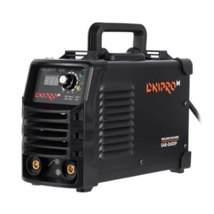 Зварювальний апарат IGBT Dnipro-M SAB-260DP ДНІПРО-М
