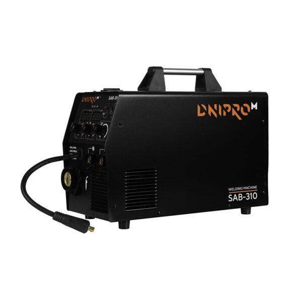 Напівавтомат інверторний IGBT MIG/MMA Dnipro-M SAB-310 ДНІПРО-М