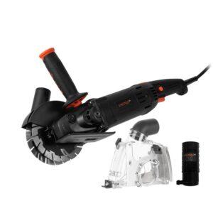 Штроборіз Dnipro-M GC-182W + Набір для мокрого різу WG-3 + Пиловидвід DP-18 ДНІПРО-М