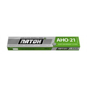 Електроди для ручного дугового зварювання ПАТОН ELITE (АНО21) -3-1кг пАТОН