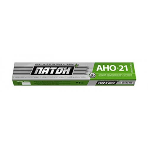 Електроди для ручного дугового зварювання ПАТОН ELITE (АНО21) -3-5кг пАТОН