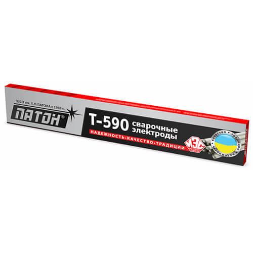 Електроди для наплавлення швидко зношуються деталей ПАТОН Т-590-4-5 пАТОН