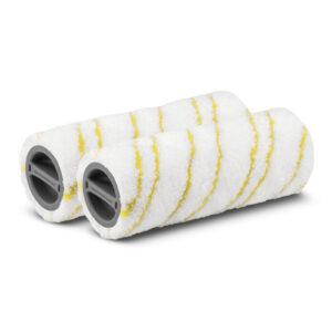 Комплект роликових падів до FC 5 Premium (жовтий) KARCHER